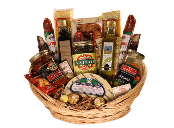 Gift baskets as fine foods of east islip pork store italian deli gift baskets negle Gallery